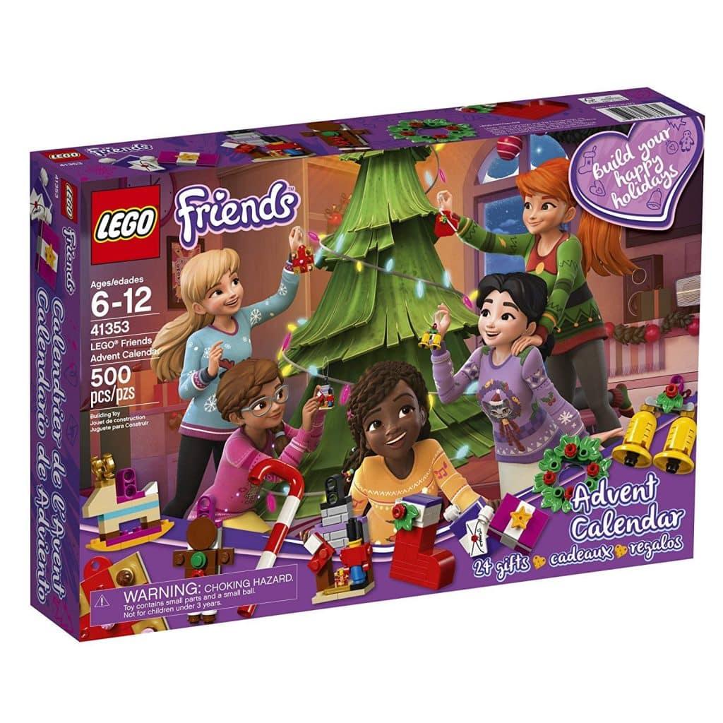 Popular Lego Advent Calendar For Girls 21 99 My Bjs Wholesale