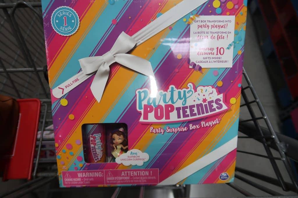 party pop teenies bjs wholesale club toys