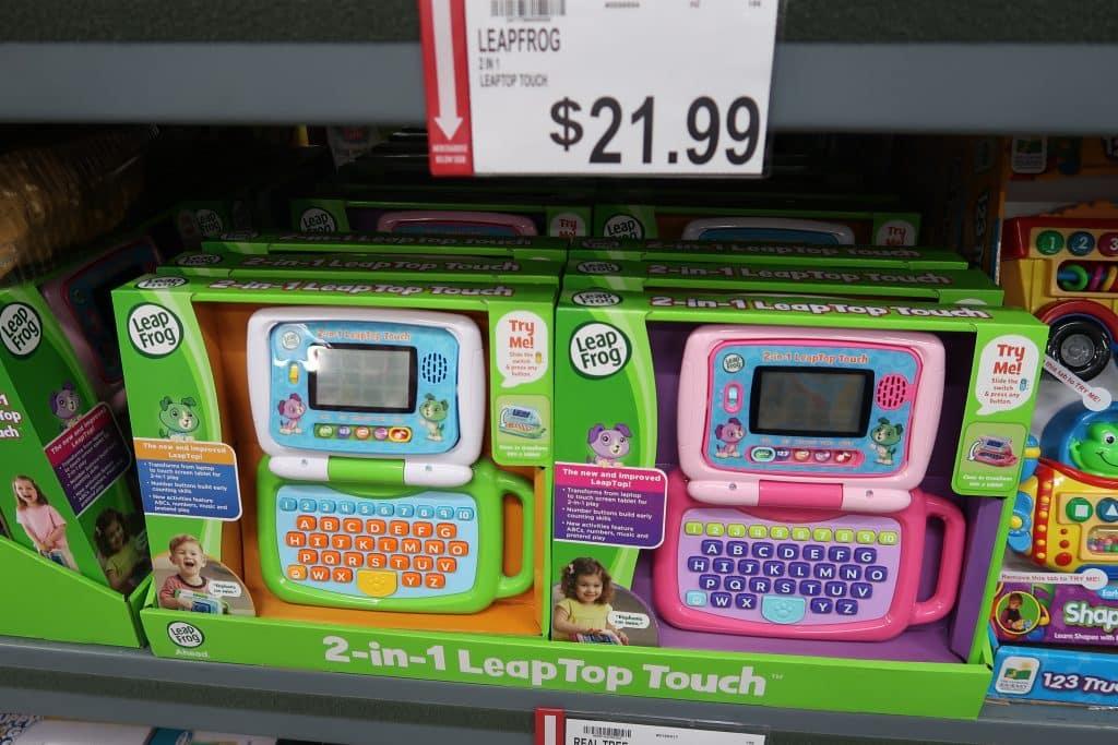 leap frog bjs wholesale toys