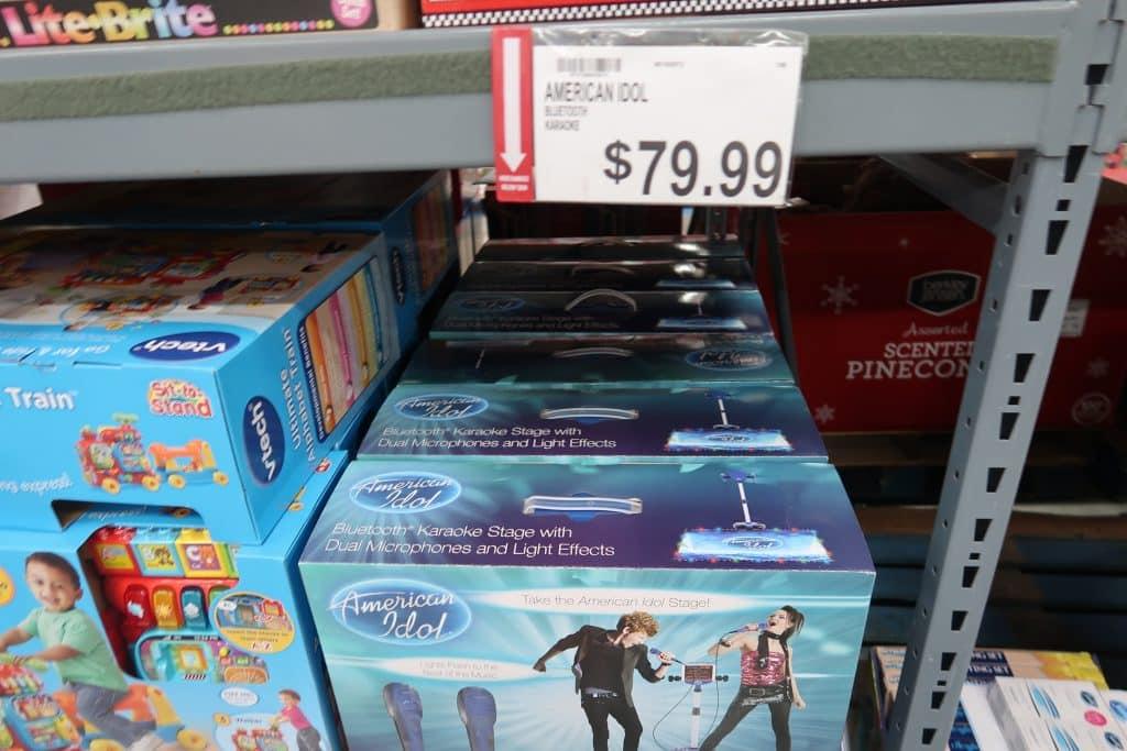 american idol karakoe bjs wholesale toys