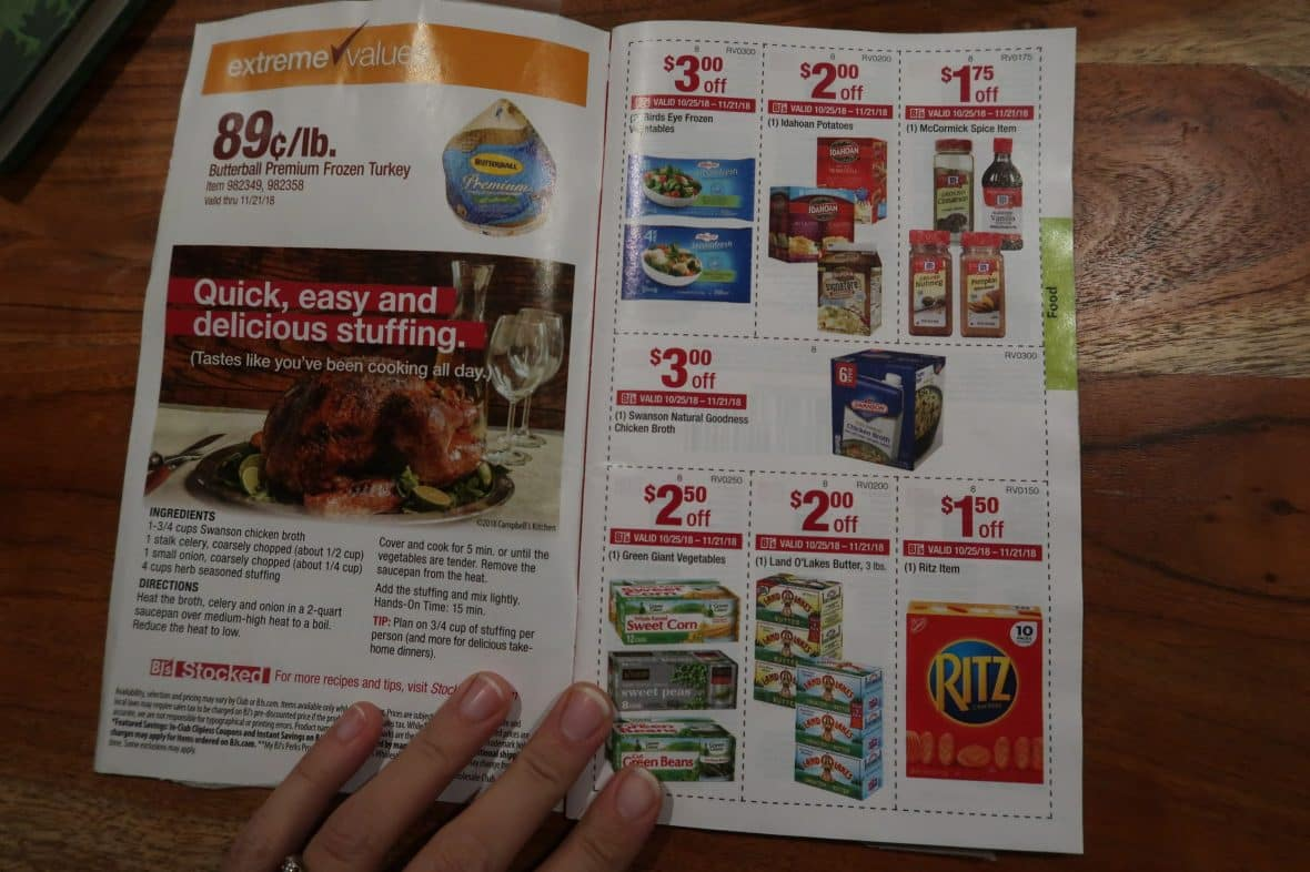 Video on How to Stack Manufacturer Coupons W/BJs Coupons