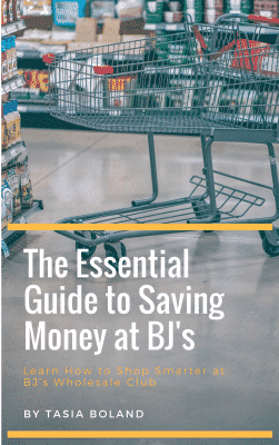 essential guide to to saving money at BJs wholesale club