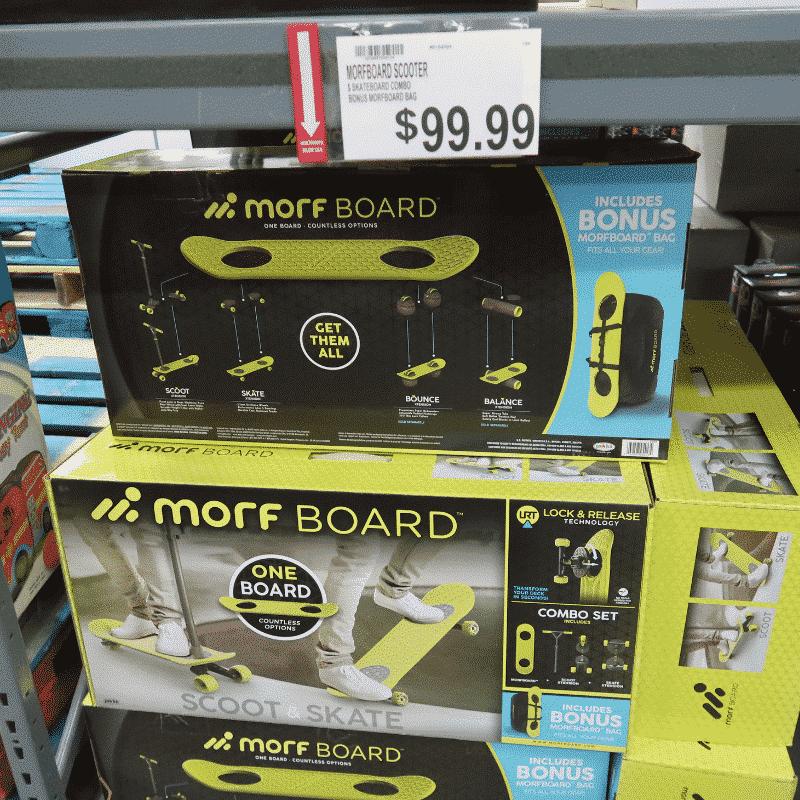 morf board bjs wholesale club toys
