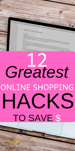 12 Greatest Online Shopping Hacks to Save Money