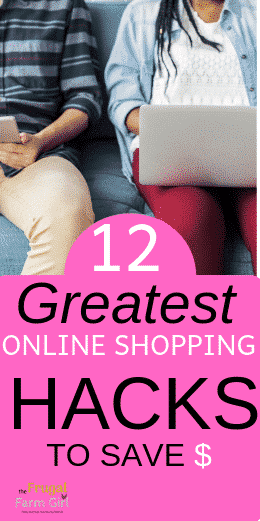 tips to save money when shopping online this year