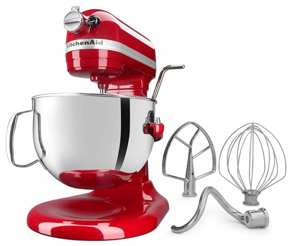 KitchenAid 6-Qt Stand Up Bowl Mixer $209! | My BJs Wholesale ...