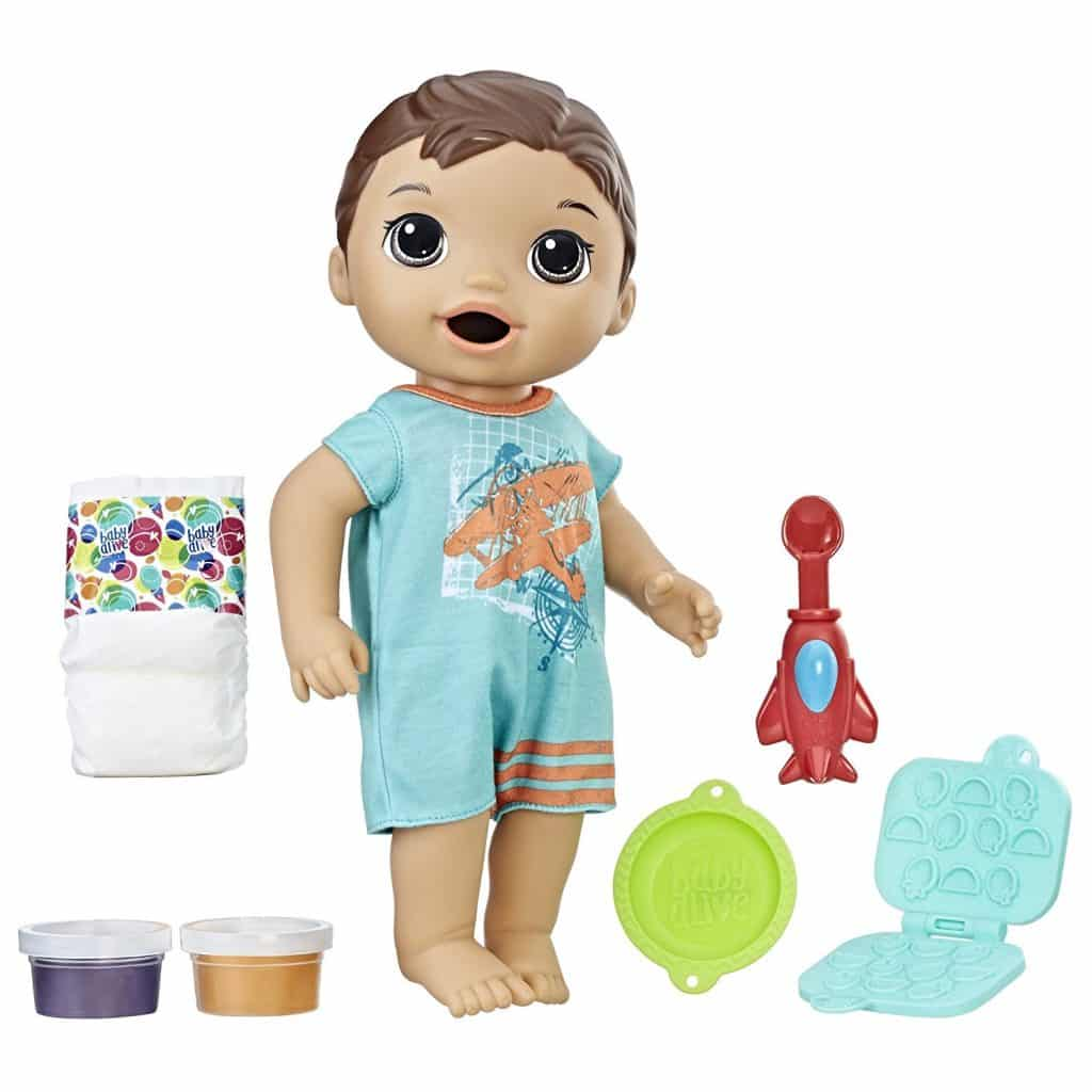 Baby Alive Super Snacks Luke