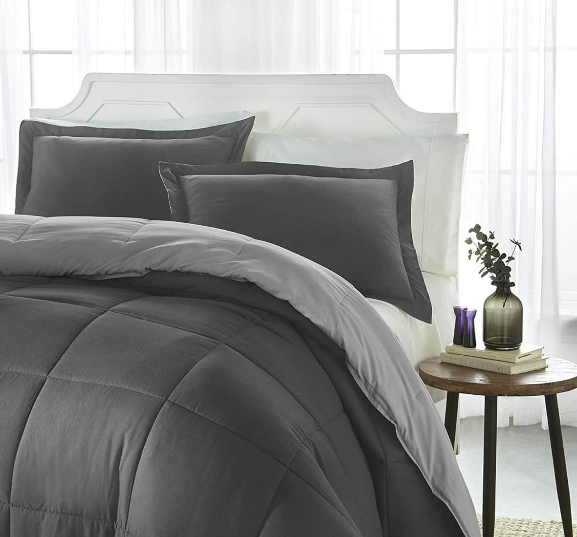 Ienjoy Down Comforter Set 30 99 My Bjs Wholesale Club