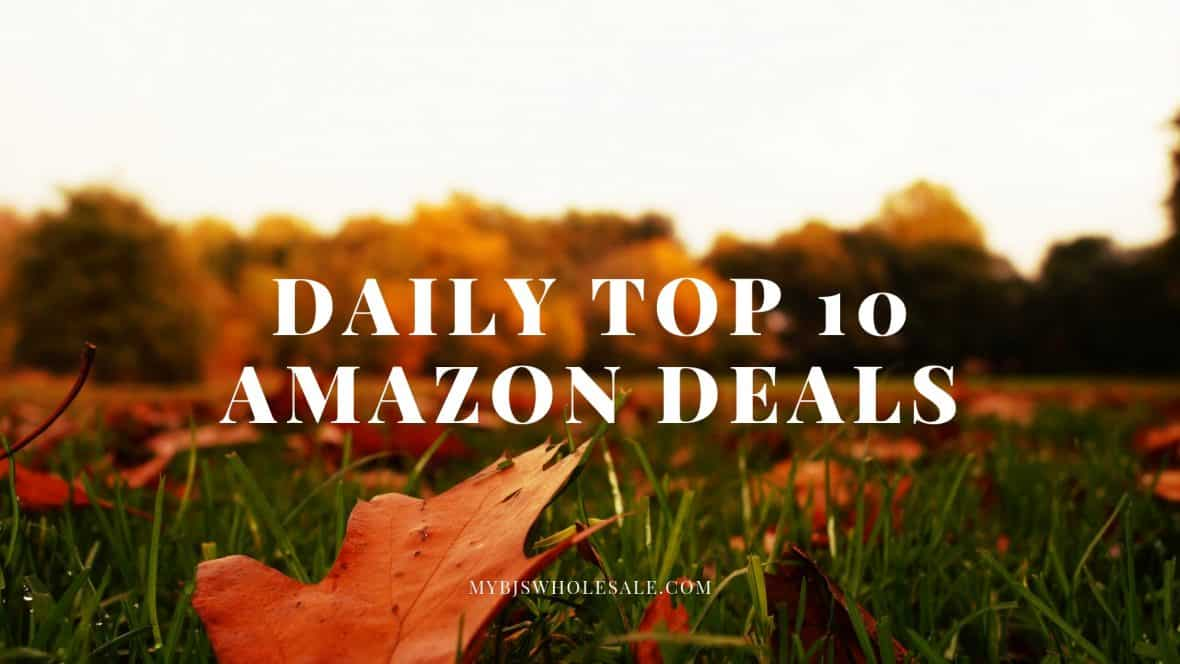 Today's Daily Amazon Deals