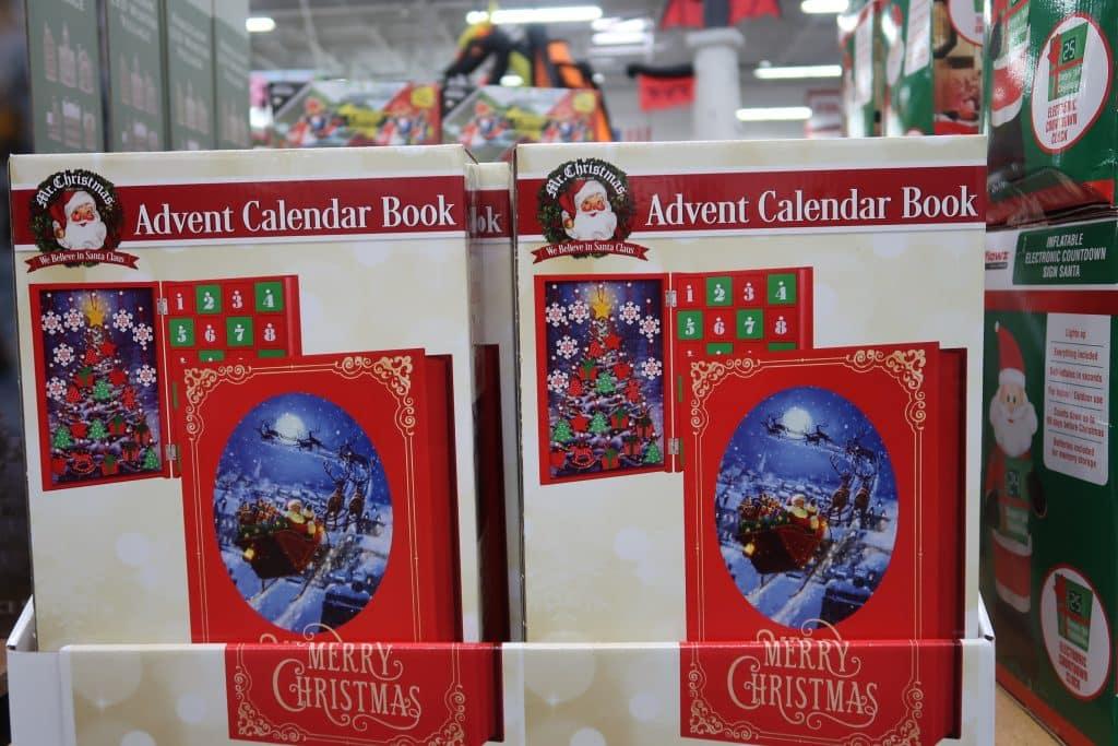 advent calendar ideas at BJs and beyond