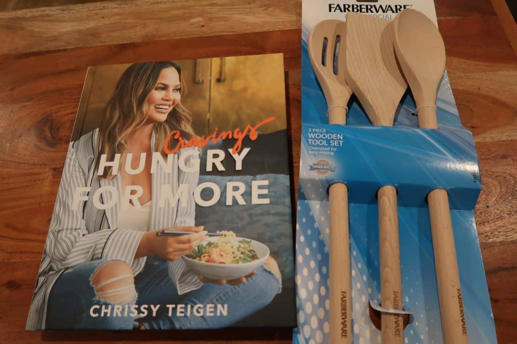 cravings hungry for more cookbook giveaway and spoons mybjswholesale