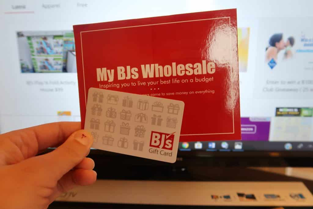 bjs gift card freebie giveaways holiday