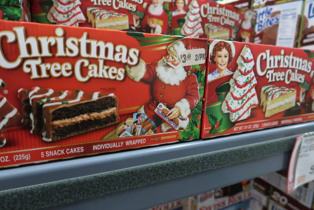 christmas stuff at BJs wholesale club