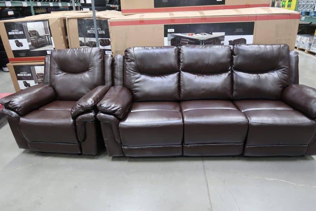Superb Bjs Windsor Reclining Sofa 399 99 Earn 10 Back My Evergreenethics Interior Chair Design Evergreenethicsorg