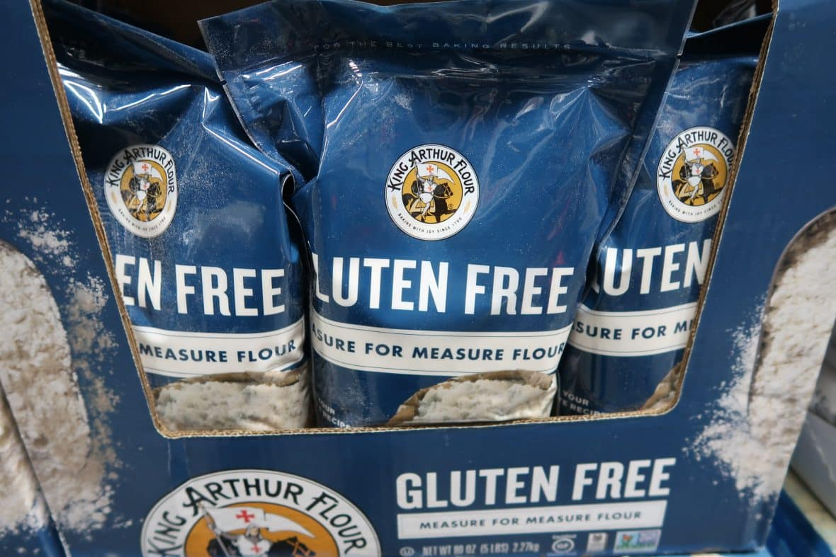 photo about King Arthur Flour Printable Coupon titled BJs: Gluten Free of charge King Arthur Flour $6.24 My BJs Wholesale Club