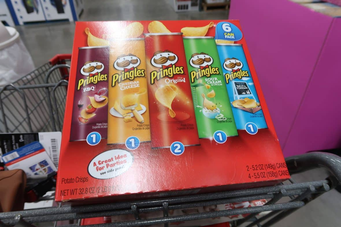 pringles deal at BJs