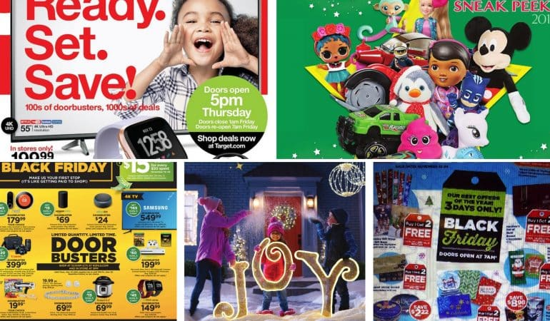 black friday ads early scan for 2018