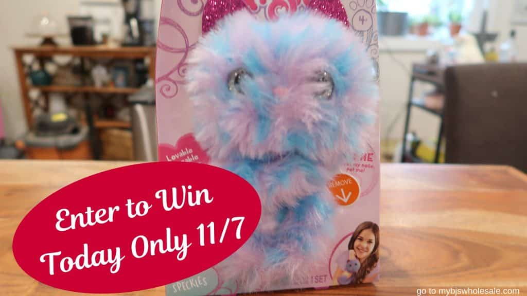 pomsie toy giveaway