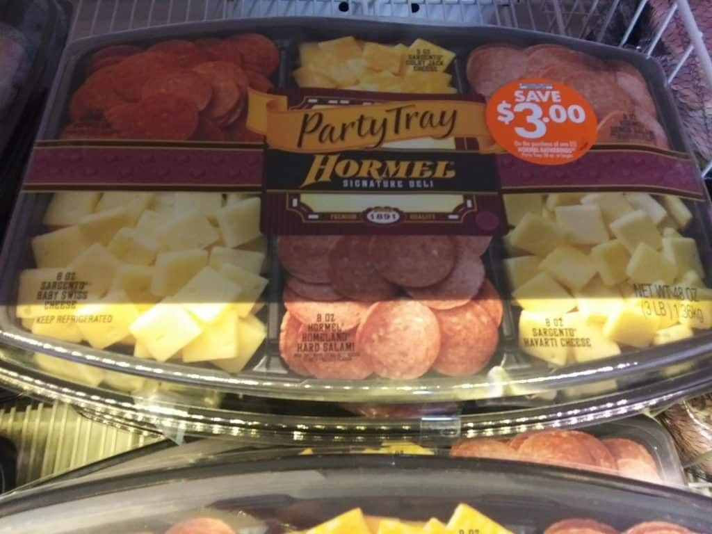 hormel party tray gathering bjs wholesale club coupons