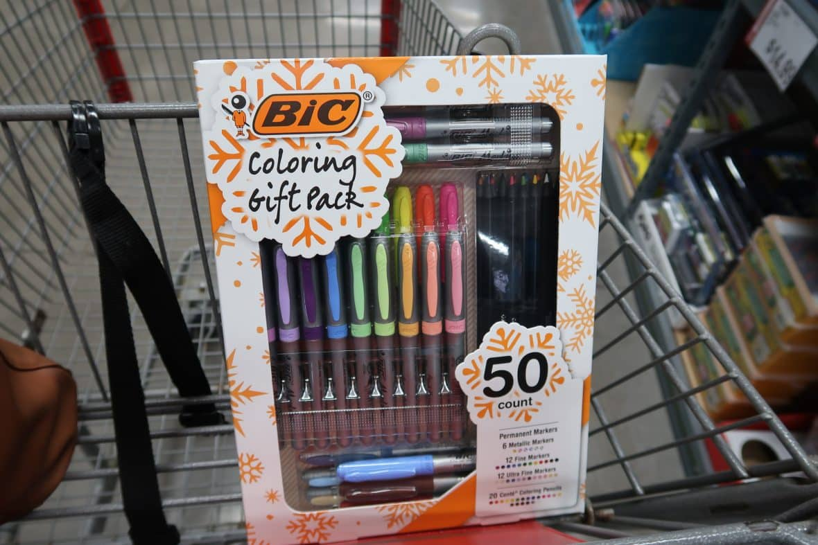bic gel gift pens
