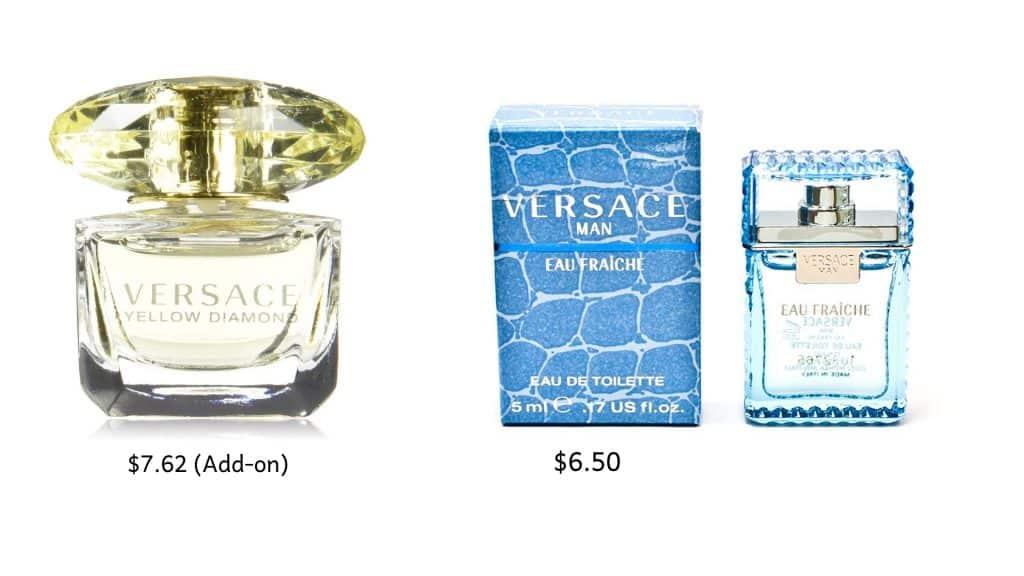 Men & Womens Versace