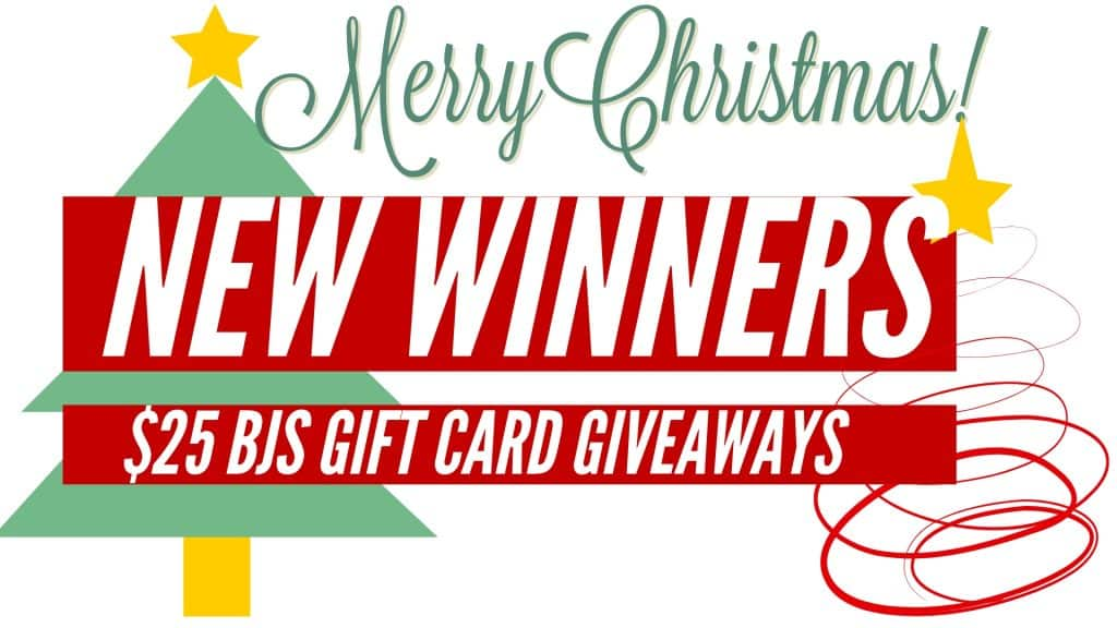 winners picked for bjs gift cards