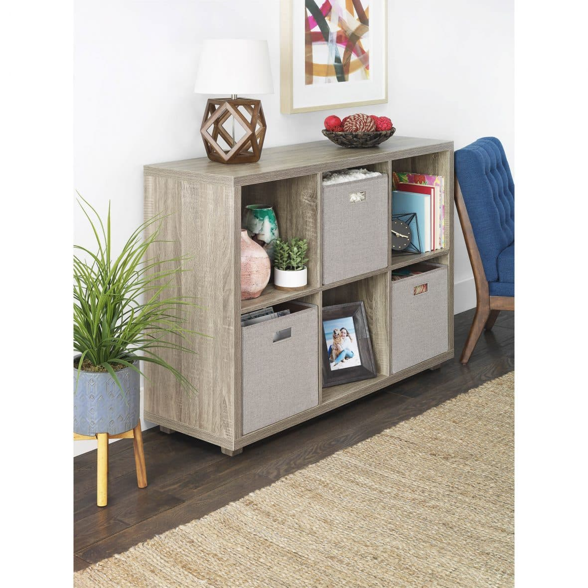 6 Section Cube Deluxe Organizer $59 99 | My BJs Wholesale Club