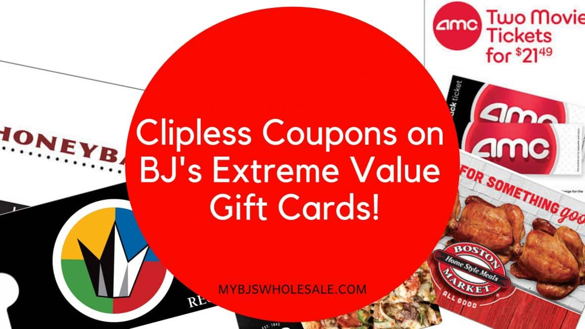 My BJs Wholesale Club | BJs Coupons Deals Gas Savings & More