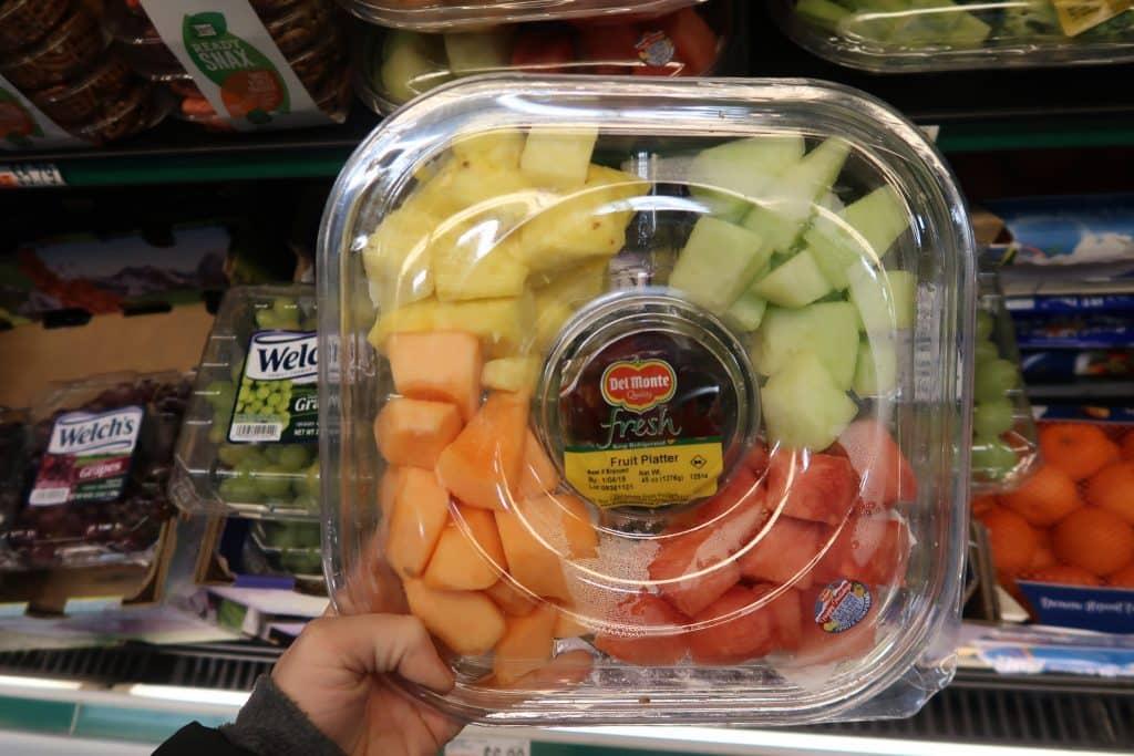 bjs fruit platter appetizer party options
