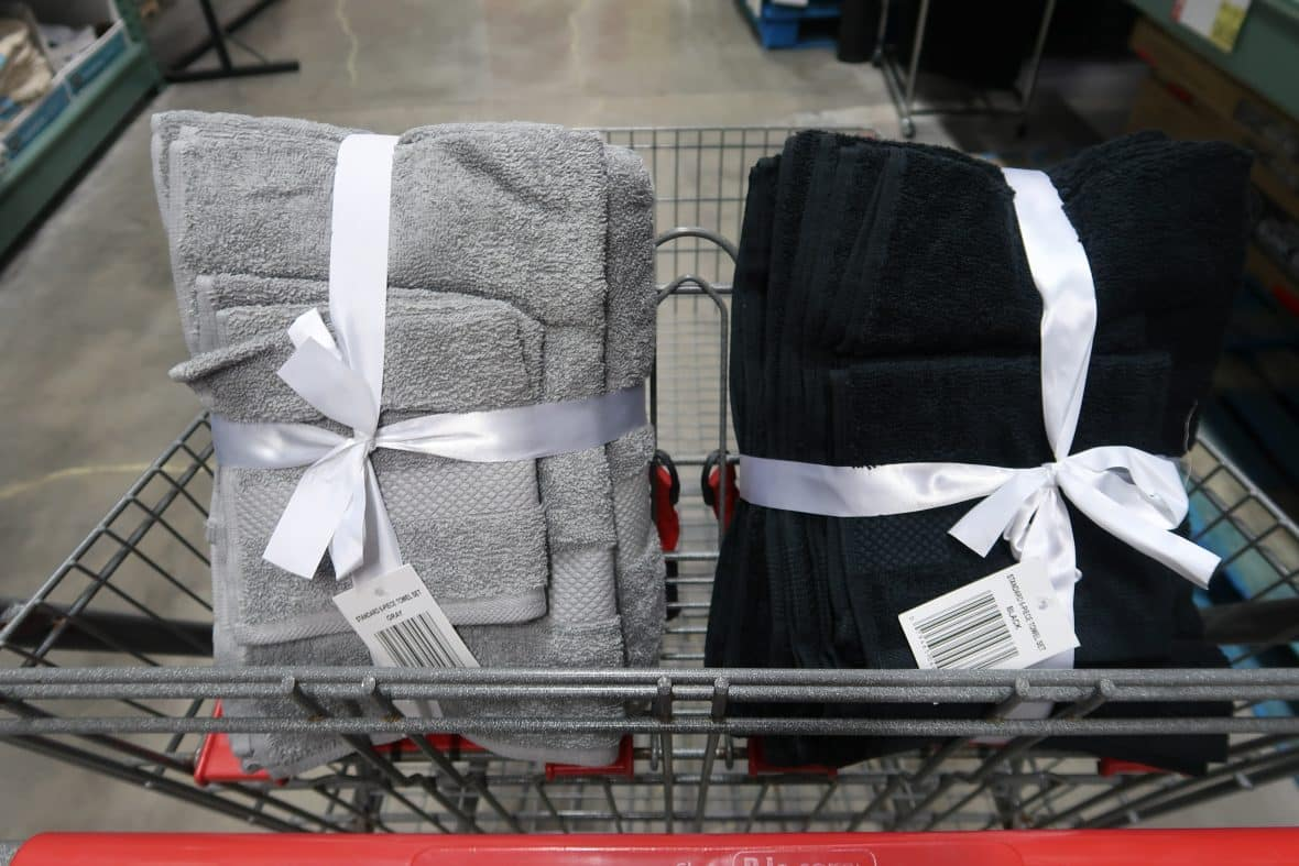 towel pack at BJs deal