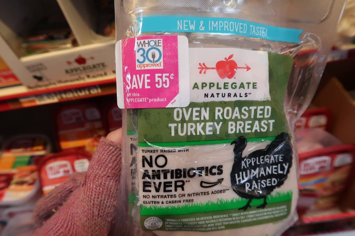 applegate lunch meat where to buy