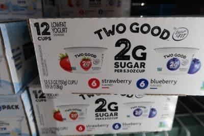 dannon two good yogurt deal at BJs