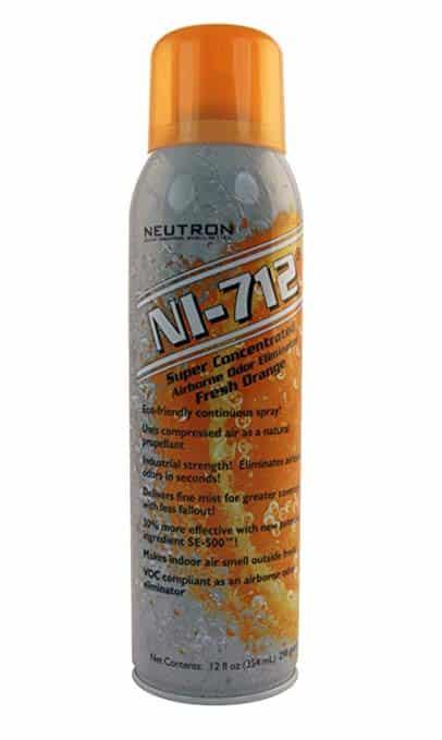 Free Citrus Odor Eliminator