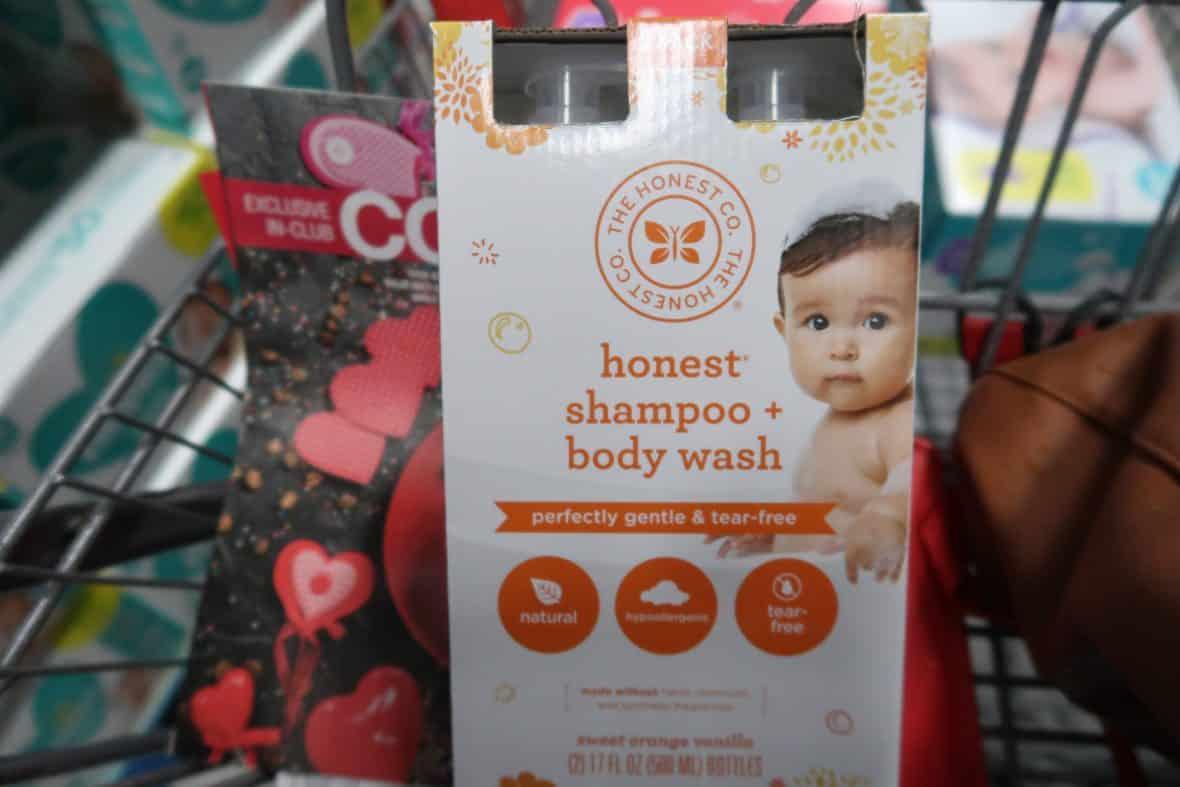 New Honest Baby Shampoo & Body Wash Coupon