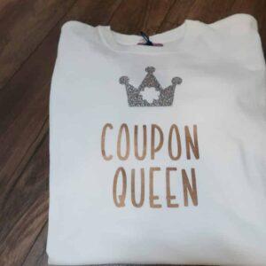 Coupon Queen T Shirt Bjs Wholesale