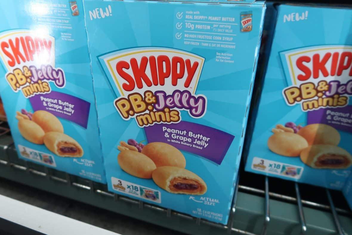 Save $2.50 on Skippy P.B Bites