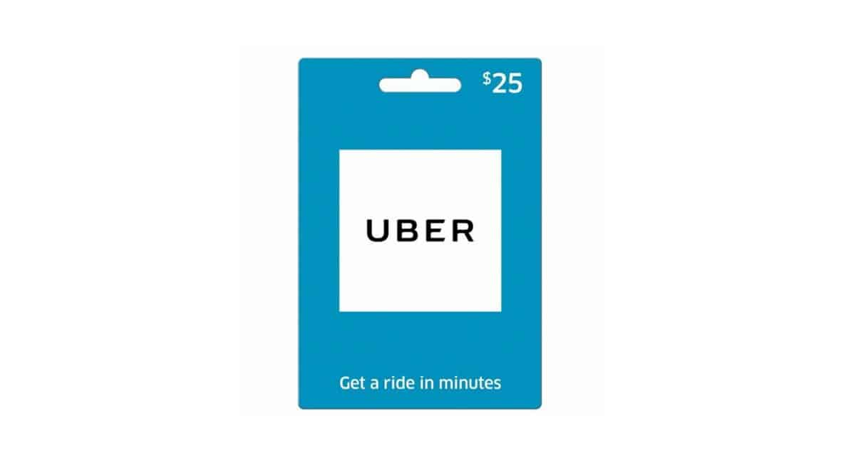 BJ's Uber Gift Cards $22.49 + $25 Promotional Credit
