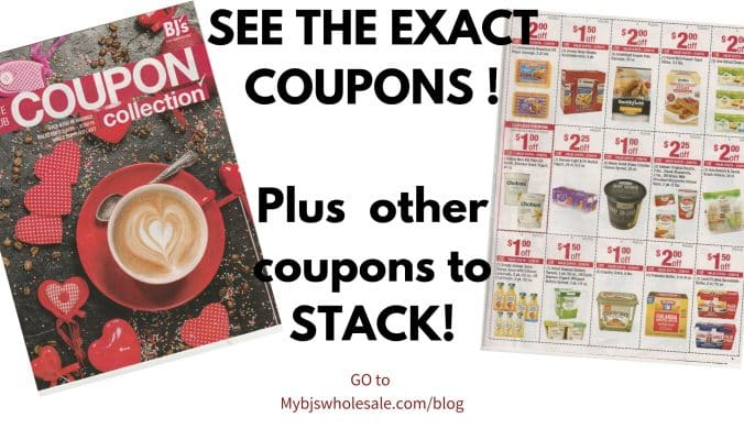 bjs front of story flyer coupons