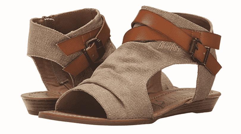 Amazon: BlowFish Balla Wedge Sandal $14.24!