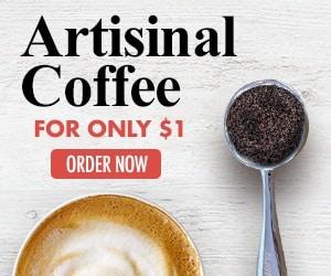 Hurry Free Bag of Coffee!