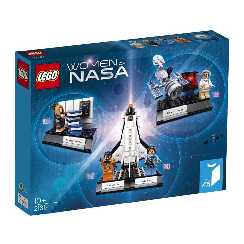 AMAZON: LEGO Women of Nasa On Sale Today!
