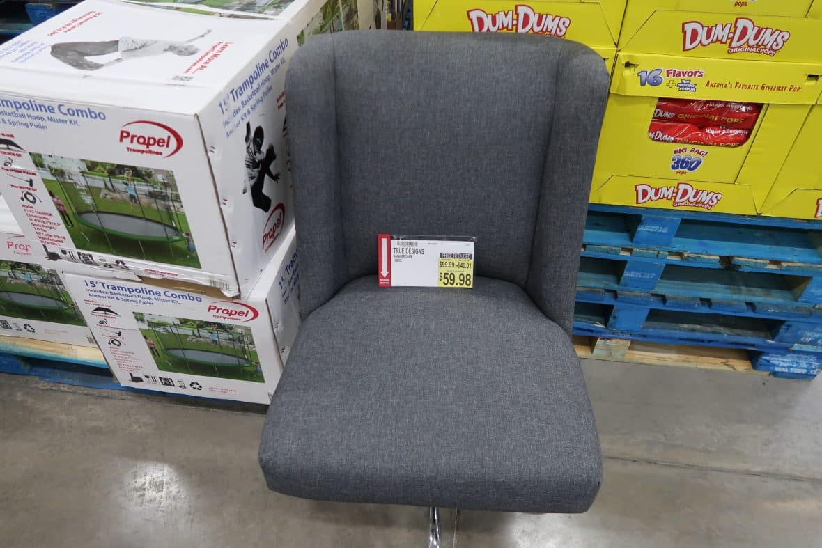 office chair markdown at BJs