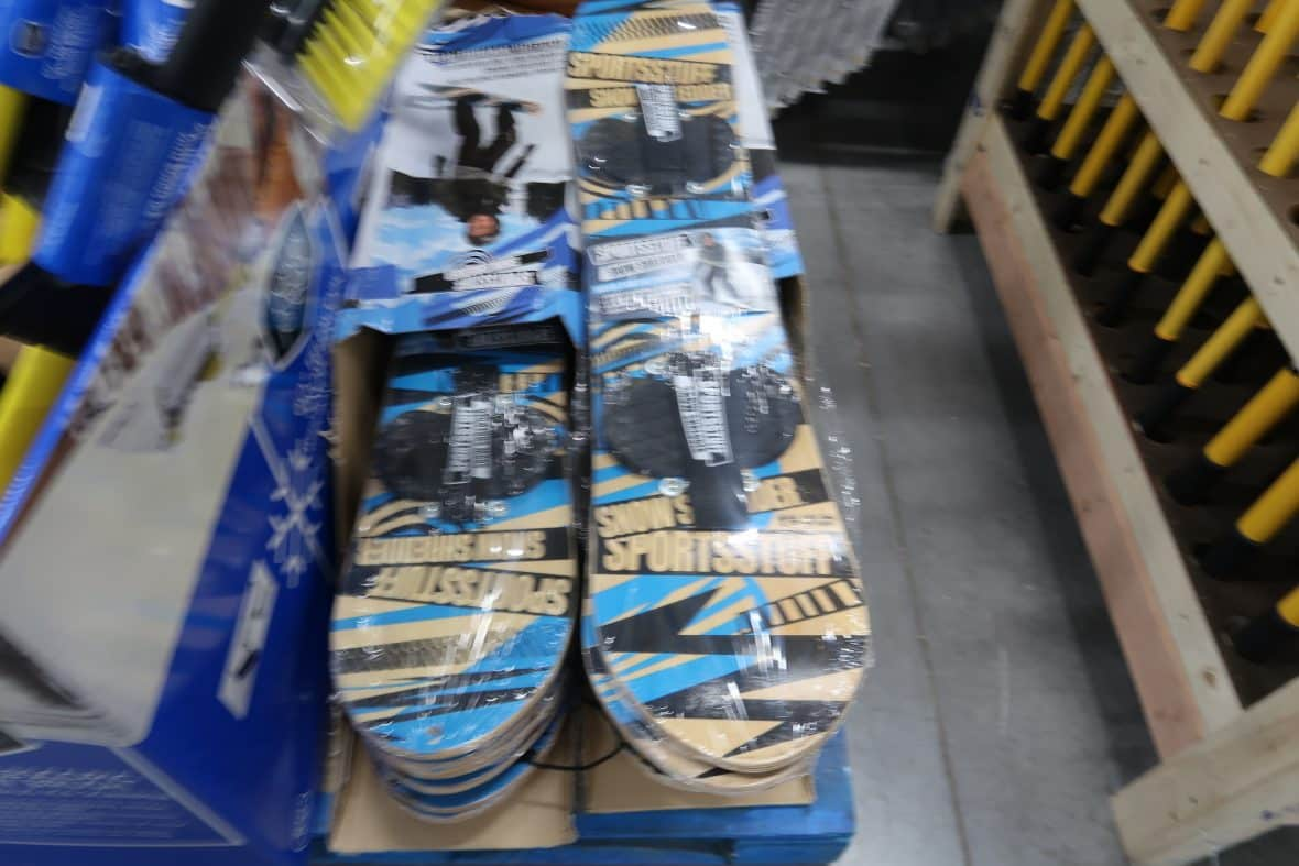 Airhead Snowboard $19.98 at BJs