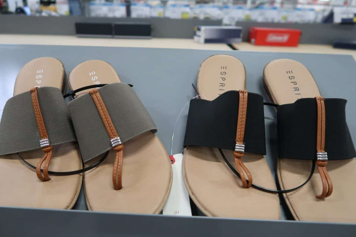 More Women's Sandals Now at BJs