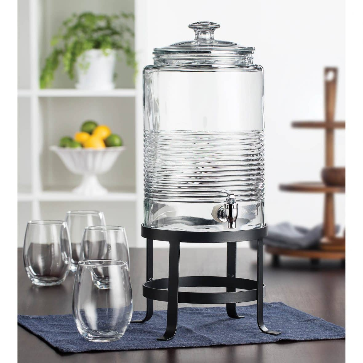 Berkley Jensen Beverage Dispenser $10.98