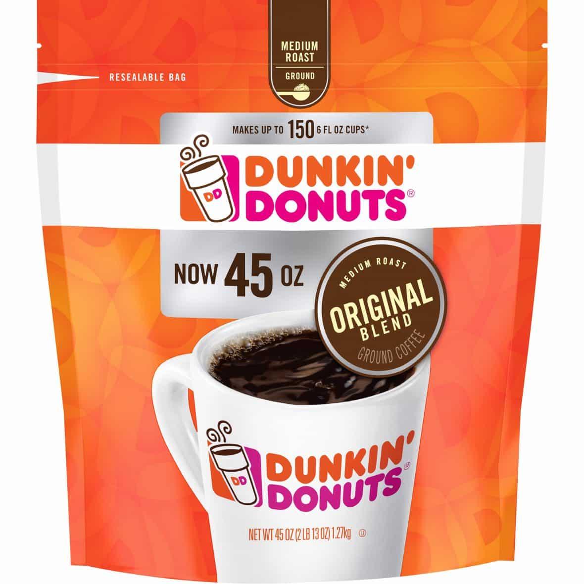dunkin donuts bjs deal