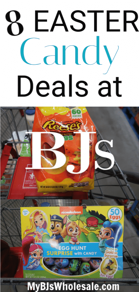 Costco Easter Baskets: 8 Easter Candy Deals At BJs To Fill Your Basket