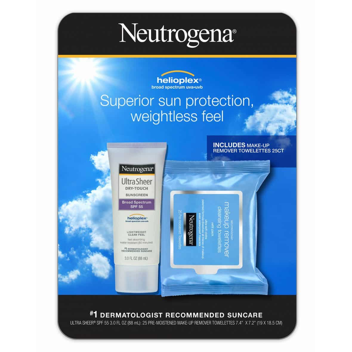 New $2 Neutrogena Sun Product Coupon