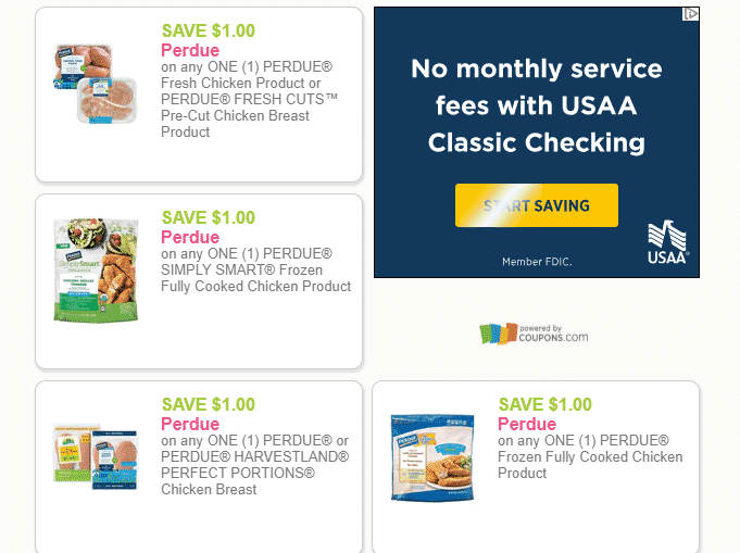 picture regarding Bjs One Day Pass Printable referred to as 4 Clean Perdue Printable Discount coupons! My BJs Wholesale Club