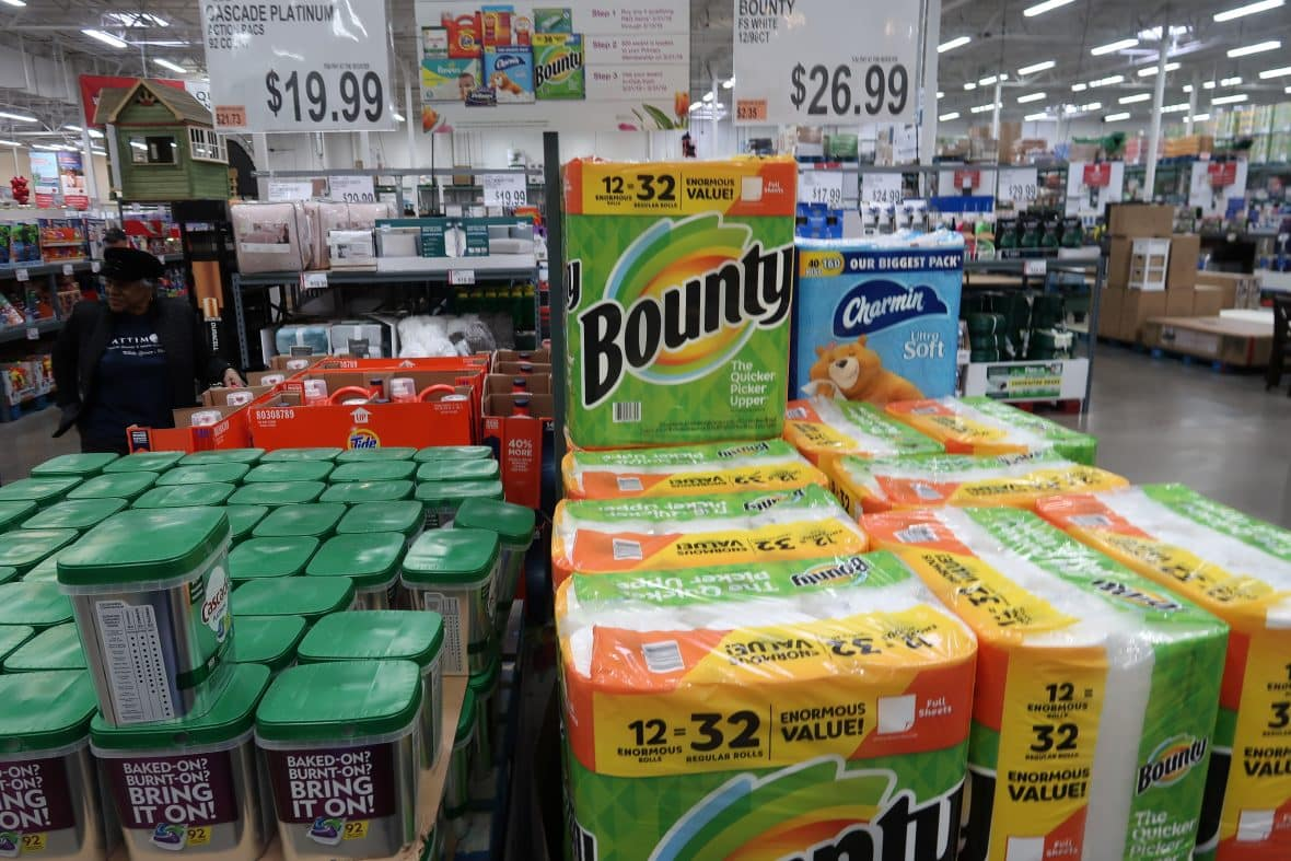 Save $4 on Bounty PLUS Get 10¢/Gal of Gas!